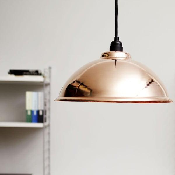 Lampa sufitowa Globe Cooper/Black