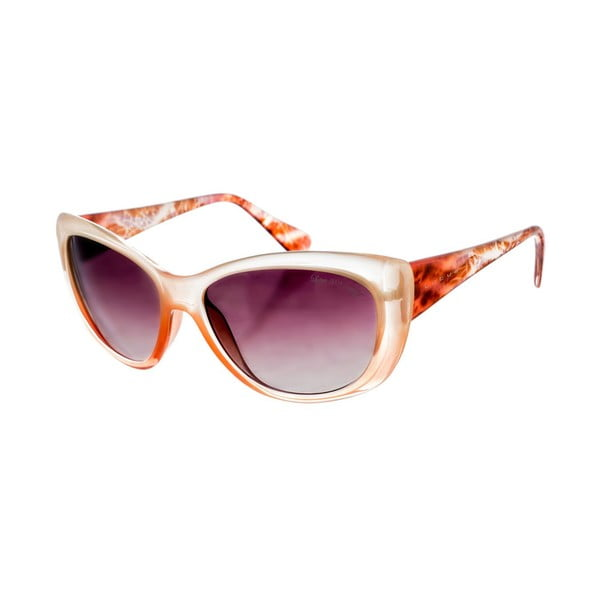 Damskie okulary przeciwsłoneczne Lotus L757706 Beige