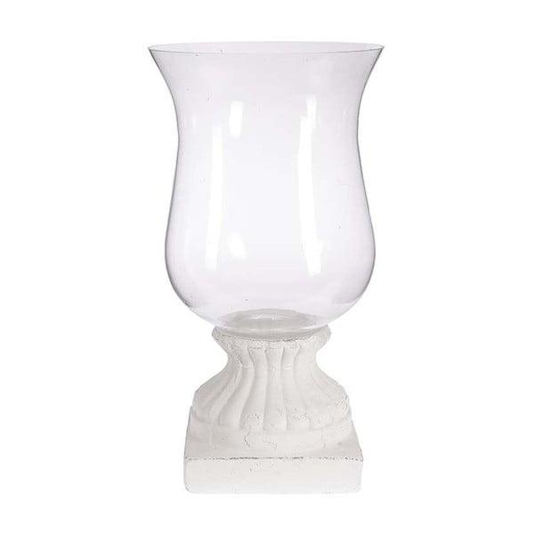 Świecznik Ceramino, 28x51 cm, biały
