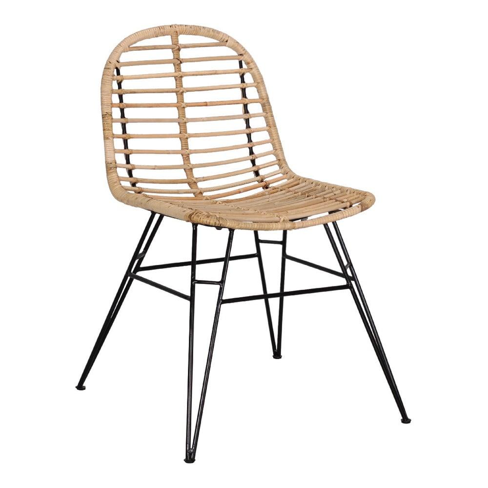 Krzesło rattanowe WOOX LIVING Rattana
