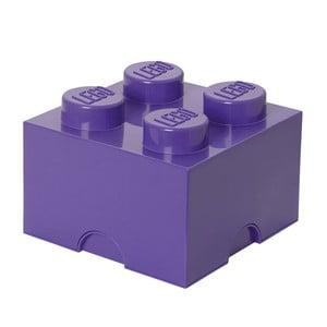 Fioletowy pojemnik LEGO® Friends