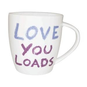 Kubek Love You Loads, Jamie Oliver, 355 ml