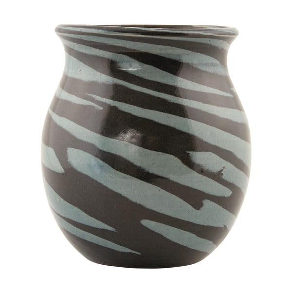 Wazon Zebra Grey