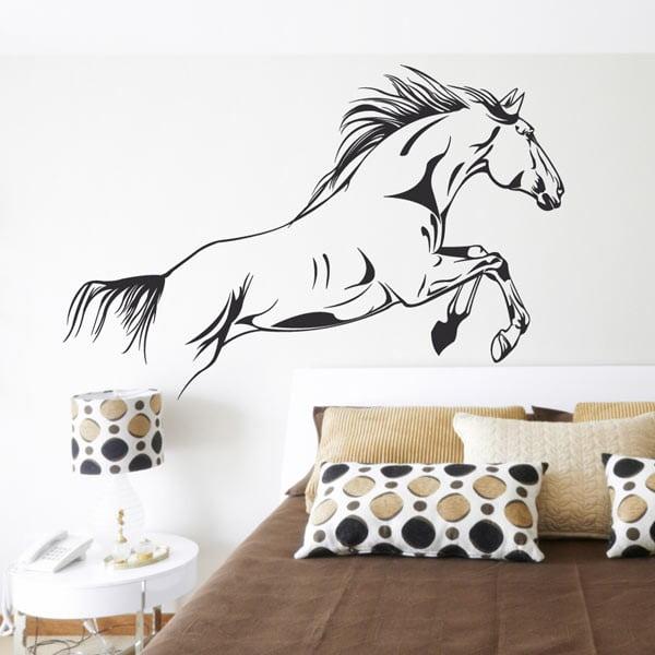 Naklejka The Horse