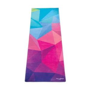 Ręcznik na jogę Yoga Design Lab Hot Opal, 340 g