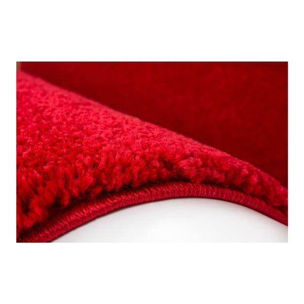 Dywan Cuba Basic 510 Red, 60x110 cm
