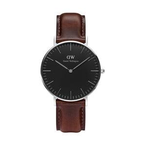 Brązowy zegarek unisex DanielWellingtonBristol