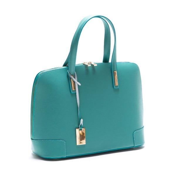 Skórzana torebka Luisa Vannini 422 Ottanio