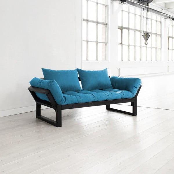 Sofa Karup Edge Black/Horizon Blue