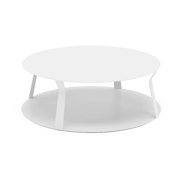 Biały stolik MEME Design Large Freeline