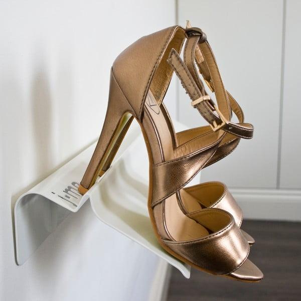 Półka na buty  J-ME Stiletto 70 cm, biała