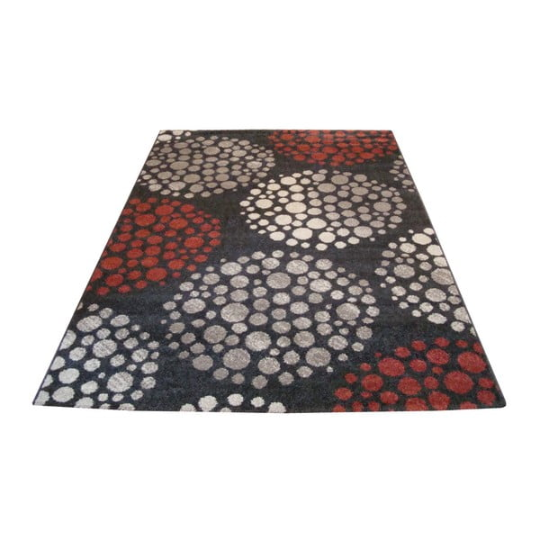 Dywan Flair Rugs Bulles Red, 160x235 cm