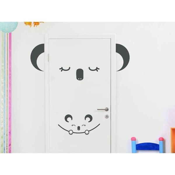 Naklejka dekoracyjna Koala Porta