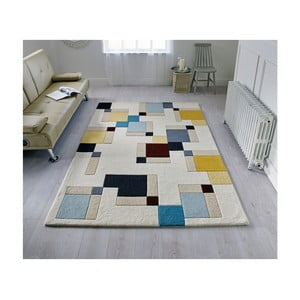 Dywan wełniany Flair Rugs Illusion Abstract, 160x220 cm