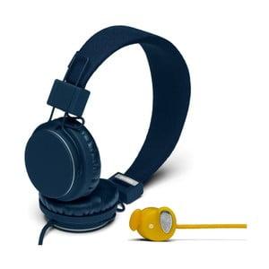 Słuchawki Plattan Indigo + słuchawki Medis Mustard GRATIS