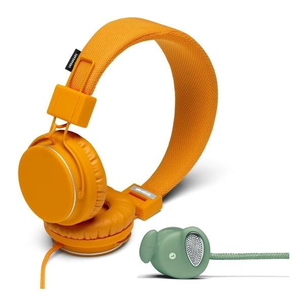 Słuchawki Plattan Pumpkin + słuchawki Medis Sage GRATIS