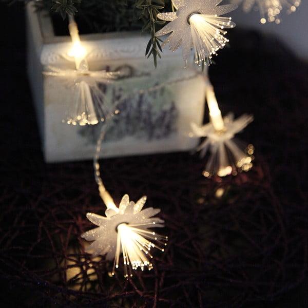Girlanda świetlna Flowers 135 cm
