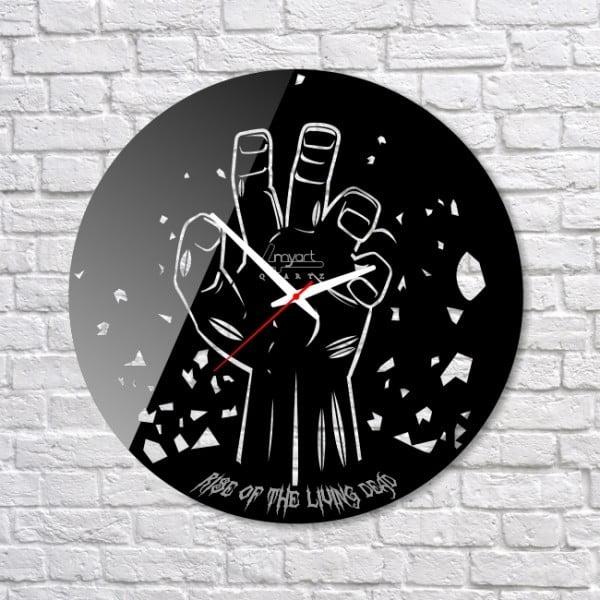 Zegar ścienny Zombie