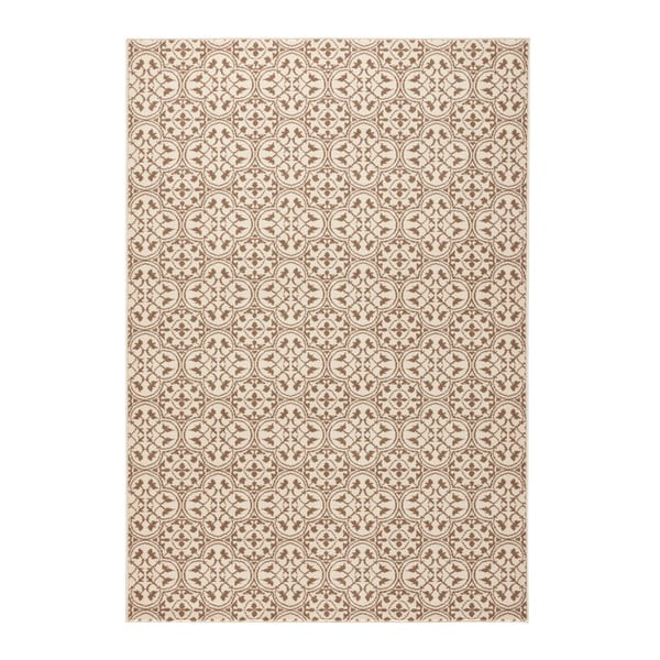 Beżowy dywan Hanse Home Gloria Pattern, 80x150 cm