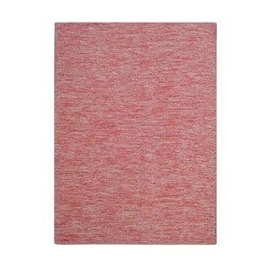Czerwony dywan bawełniany The Rug Republic Alena, 230x160cm