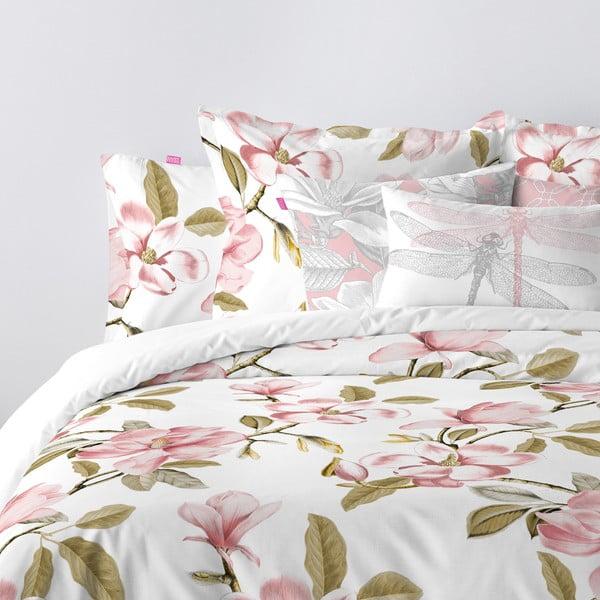Zestaw 2 bawełnianych poszewek na poduszki Happy Friday Magnolia