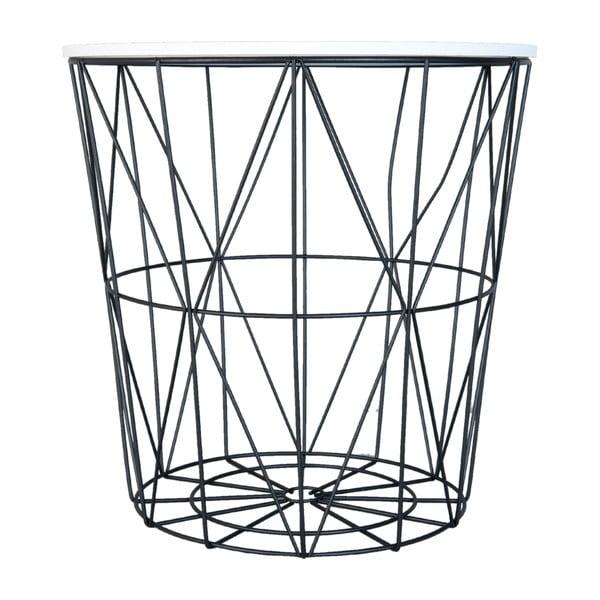 Stolik Clayre & Eef Basket Basket, 40 cm