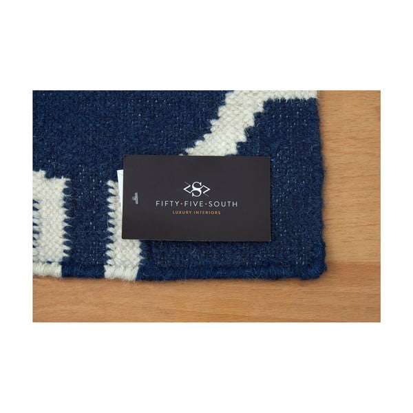 Dywan ręcznie tkany South Beach, 120x180 cm