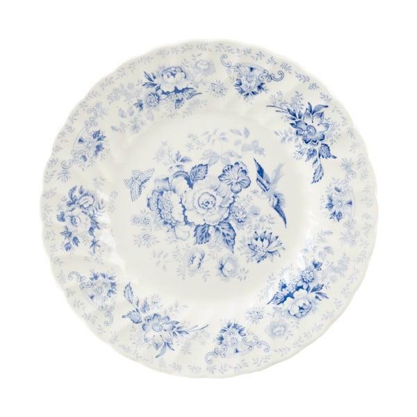 Talerz Oriental Garden Blue, 20 cm