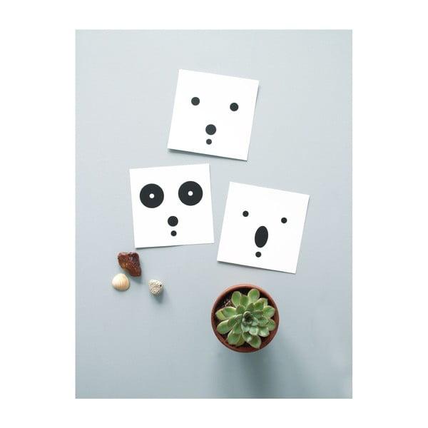 Zestaw 3 kartek SNUG.Art