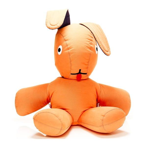 Dwumetrowy zając Fatboy, pomarańczowy