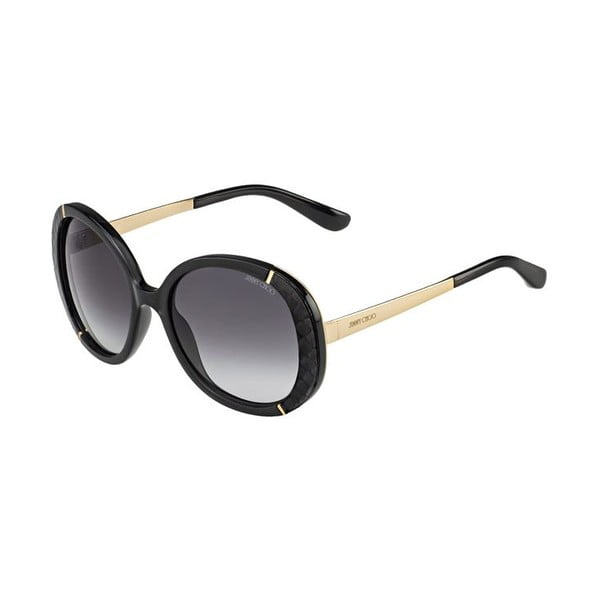 Okulary przeciwsłoneczne  Jimmy Choo Millie Grey Gold/Grey