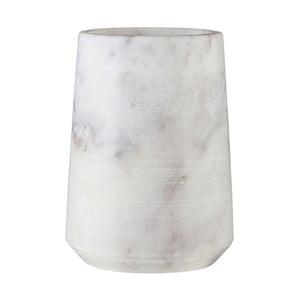 Marmurowy kubek na szczoteczki Premier Housewares Liberio