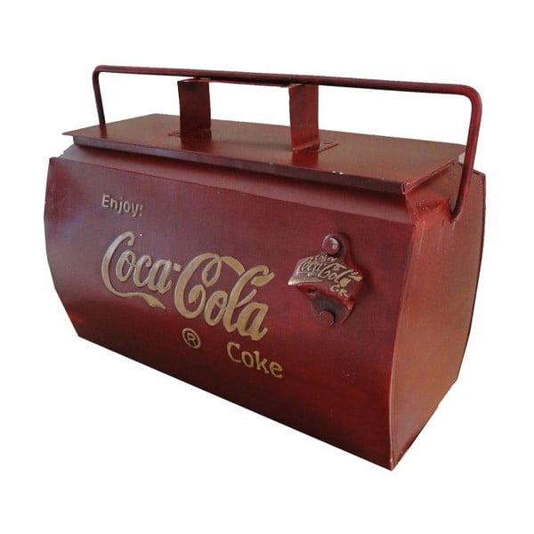 Dekoracja torba Coca Cola
