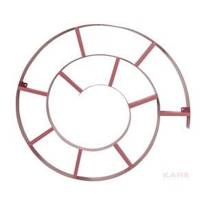 Różowa półka Kare Design Snail