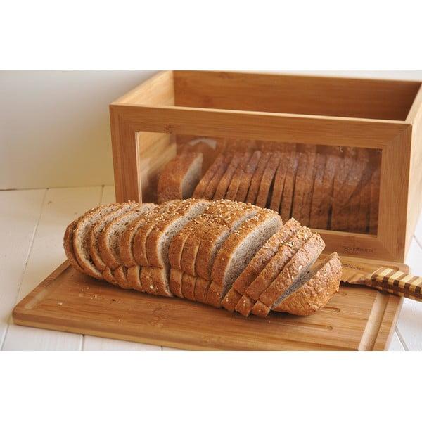 Bambusowy chlebak Bread