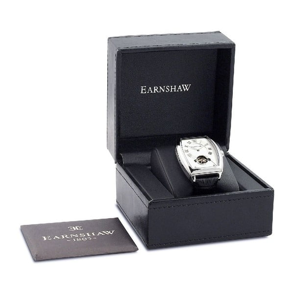 Zegarek męski Thomas Earnshaw Silver Gold/Black