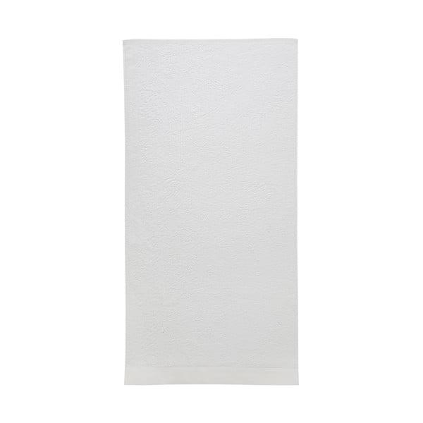 Biały ręcznik Pure White, 70x140 cm
