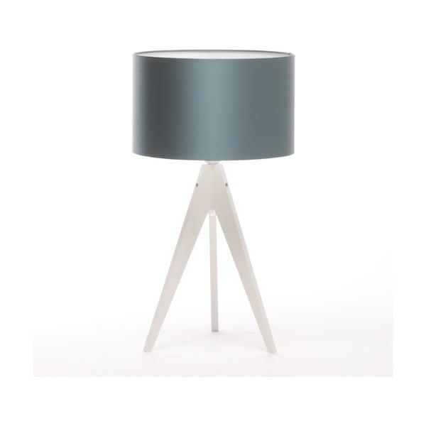 Lampa stołowa Artist Ice Blue/White, 65 cm