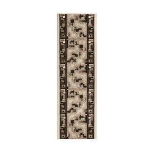 Dywan Basic Retro, 80x200 cm, kremowy