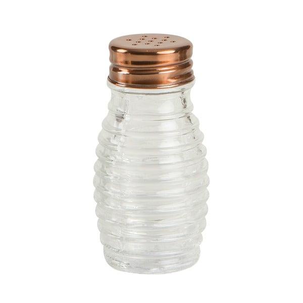 Szklana solniczka/pieprzniczka Beehive, 80 ml