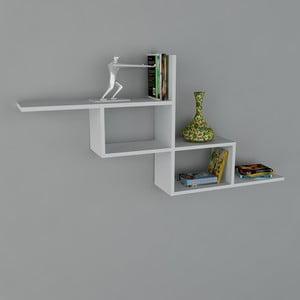 Półka Motif Book White, 22x144,6x71,4 cm