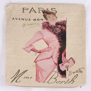 Poszewka na poduszkę Paris Avenue, 44x44 cm