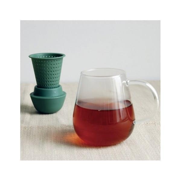 Dzbanek na herbatę  Pengy 720 ml, biały