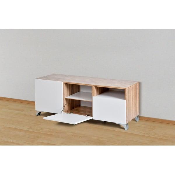Komoda Decoflex Floor, biała/samba