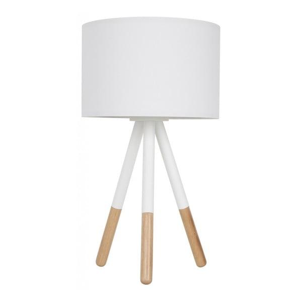 Lampa stołowa Highland White