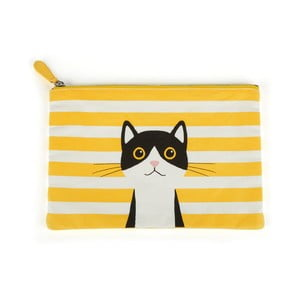 Torebeczka Yellow Cotton Cat