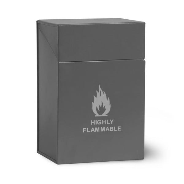 Pojemnik Flammable