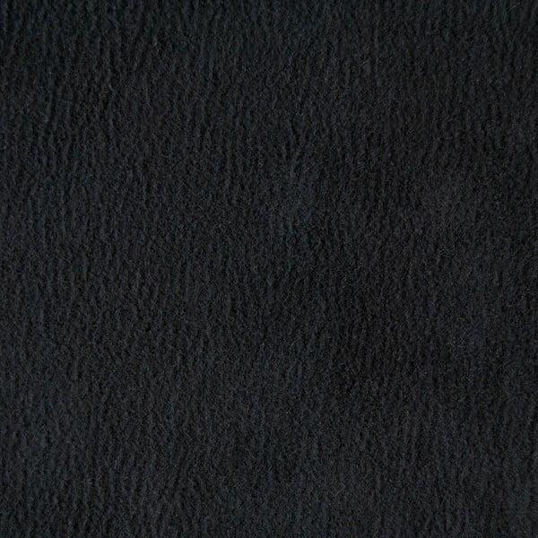 Fotel Miura Munich, pokrycie czarne, zamszowe