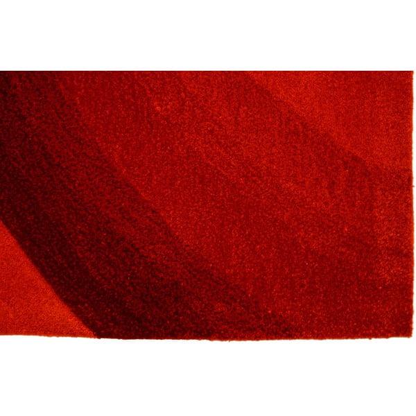 Dywan Casablanca 70x140 cm, odcienie czerwieni