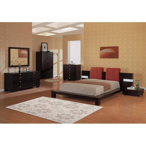Kremowy dywan bawełniany Floorist Randa, 120x180cm